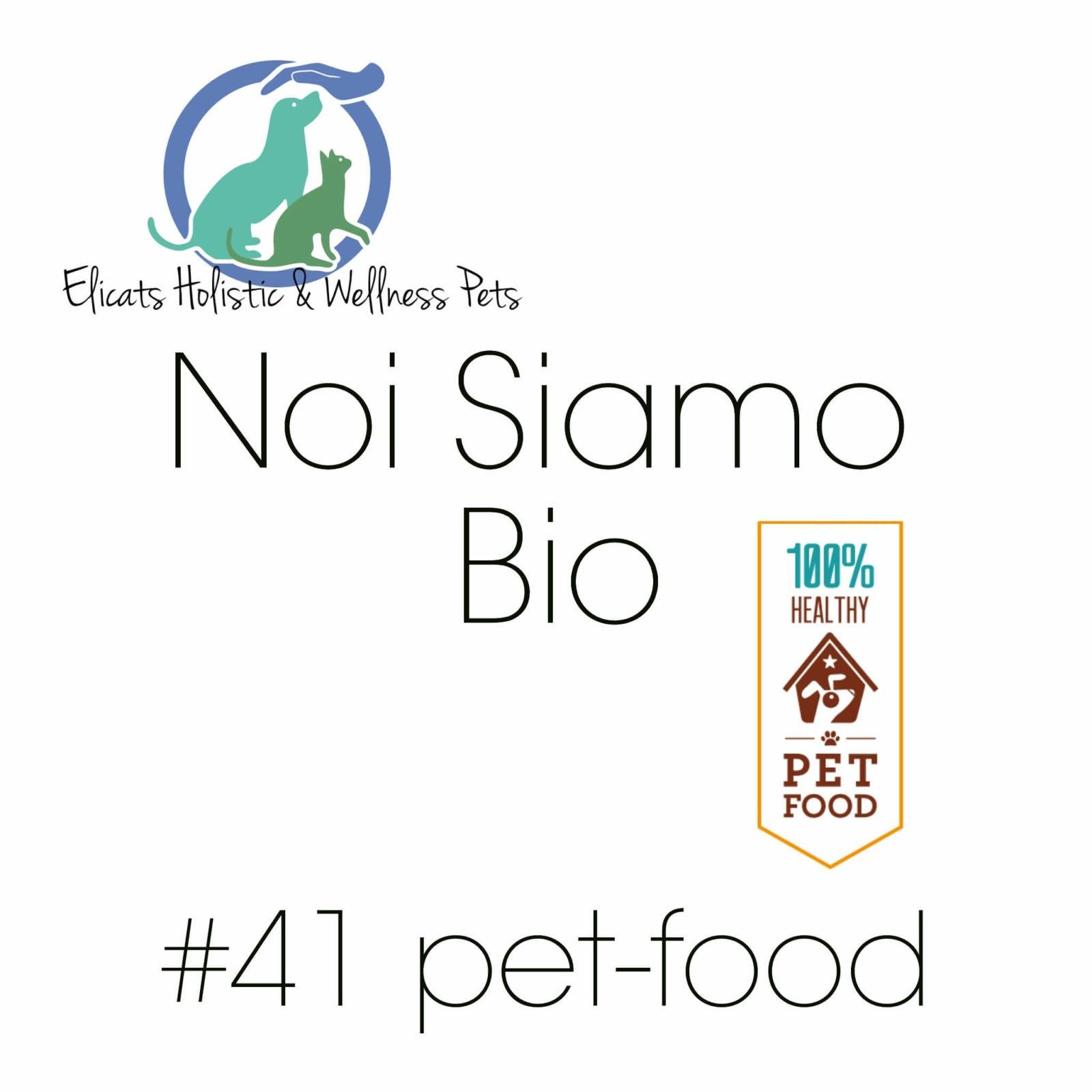 pet-food cane gatto biologico