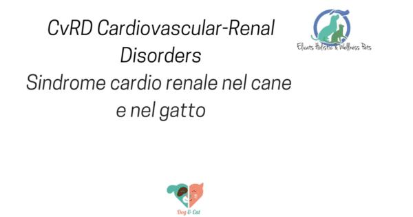 CvRD Cardiovascular Renal Disorders