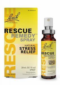 Rescue Remedy spray cane gatto