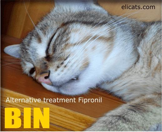 Alternative treatment Fipronil