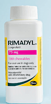 Artrosi cane Rimadyl
