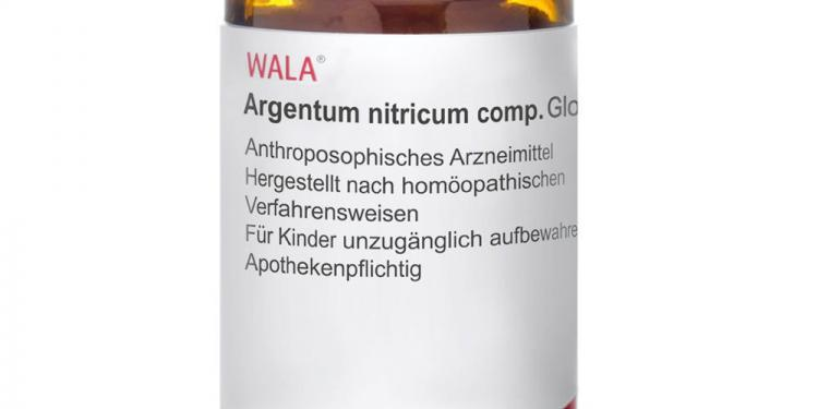 WALA Argentum Nitricum Umana Veterinaria