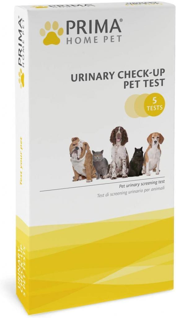 strisce reattive urine gatto cane