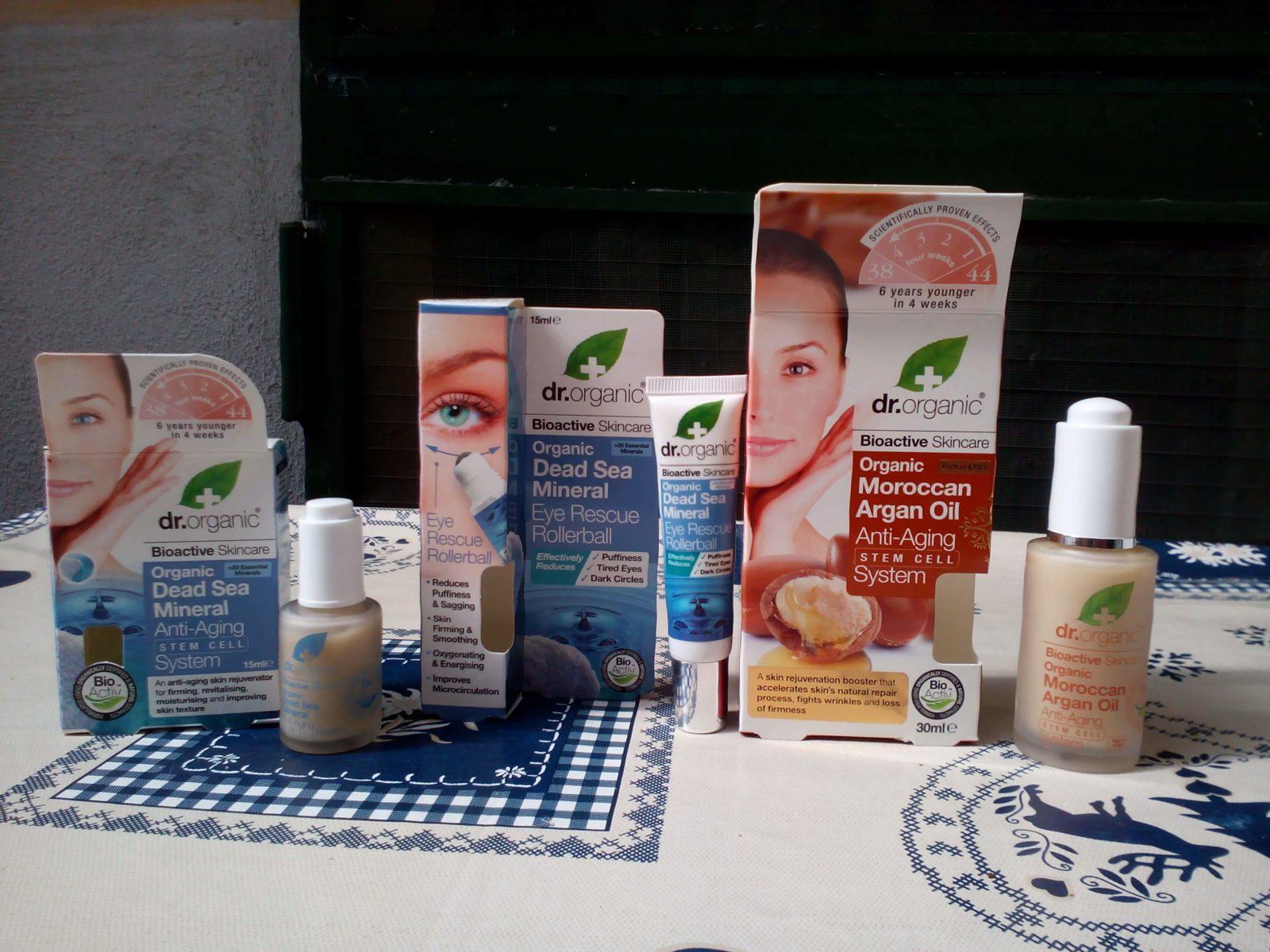 Cosmetici naturali bioattivi Dr