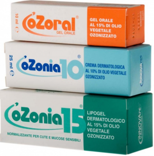 Olio ozonizzato