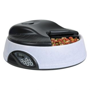 Dispenser croccantini gatto, Dispenser croccantini gatto Ciotole Hi-tech per Cane grossa taglia