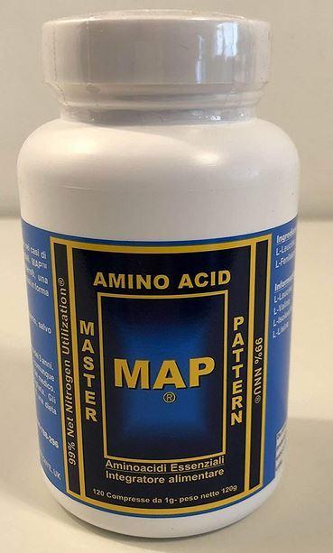 cats dogs MAP Master Amino Acid Pattern