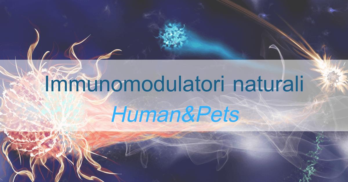 Immunomodulatori naturali