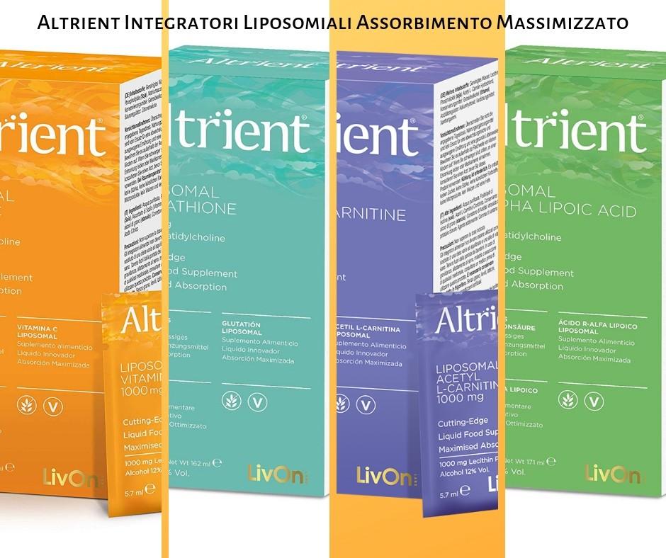 Vitamina C liposomiale quale scegliere