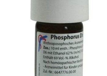 phpsporus D6 Weleda