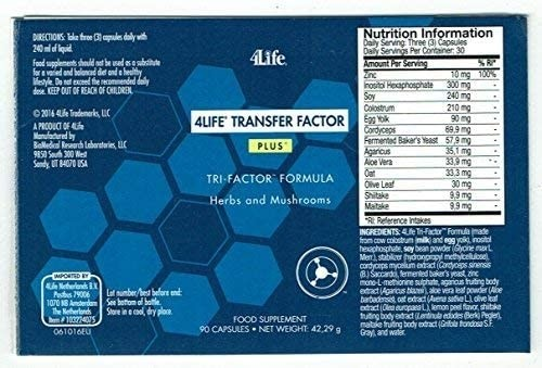 Transfer Factor 4life